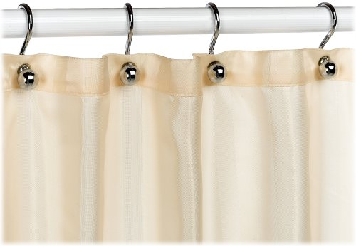Amazon.com: Croscill Fabric Shower Curtain Liner, 70 Inch By 72 Inch,  White: Home U0026 Kitchen
