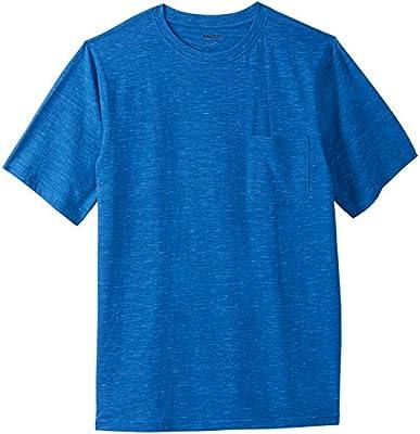 KingSize Mens Big /& Tall Lightweight Crewneck T-Shirt