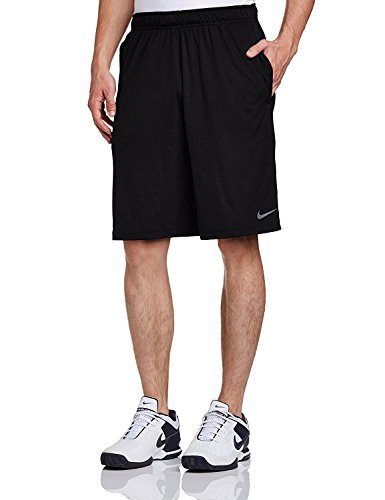 Nike Lebron Soldier IX, Scarpe Sportive, Uomo Black/Cool Grey