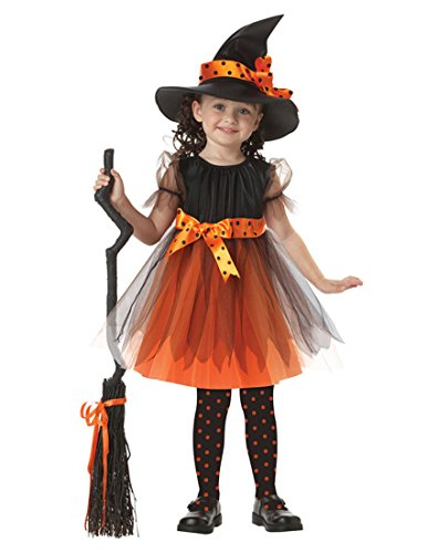 Pretty Witch Kids Costume  sc 1 st  Halloween Ideas For Women & Witch Costumes For Girls - Wicked Witch u0026 Good Witch Costumes