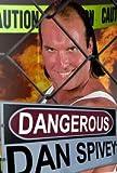 Dan Spivey Shoot Interview Wrestling DVD-R
