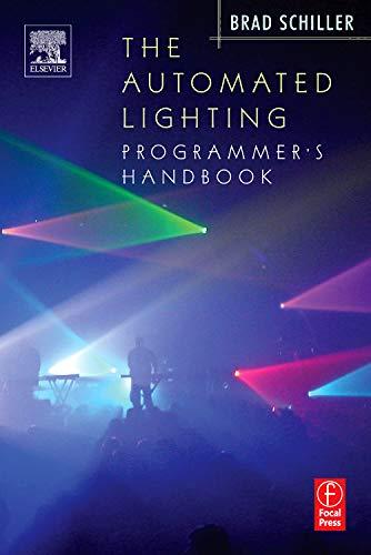 The Automated Lighting Programmer's Handbook