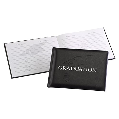 Graduation Party Guest Book by Class Act Graduation