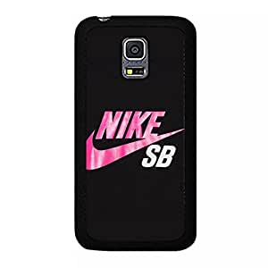 Classical Bright Nike Series Phone Case for Samsung Galaxy S5 Mini Custom Nike Logo Design Mobile Phone Case