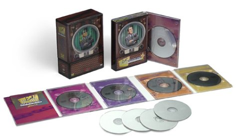 Ed Sullivan's Rock 'n' Roll Classics Boxed Set ()