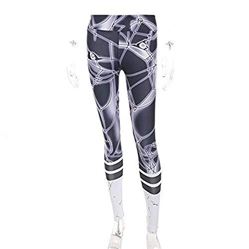 La Grey Slim Verano Mujer Pantalones Marciay Fit Ajustados De Elásticos Deportivos Moda Entrenamiento Vida Leggings Yoga cZaPqFqx8w
