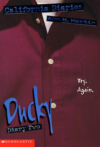 Download Ducky, Diary Two (California Diaries, No. 10) ebook