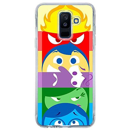 Capa Personalizada Samsung Galaxy A6 Plus A605 Designer - DE11