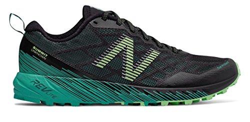 マディソン探検膜(ニューバランス) New Balance 靴?シューズ レディースランニング Summit Unknown Tidepool with Black タイドプール ブラック US 9.5 (26.5cm)
