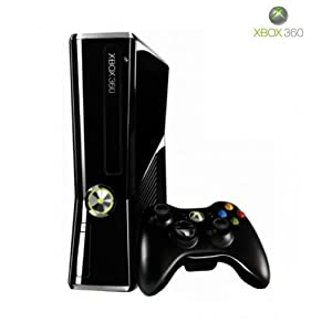 XBOX 360 Slim 4GB Console with Wireless Controller WiFi-N Latest Version