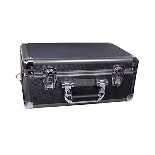 Ape Case, Aluminum Hard case with Foam Insert, Black (ACHC5550)
