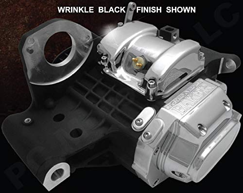 BAKER Drivetrain DD6 Direct Drive Six-Speed Left Side Drive Complete Transmission (2000-2006 TWIN CAM SOFTAIL, RAW FINISH)