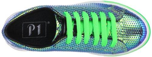 P1 210 Bpm Scarpe Da Ginnastica Per Adulti Unisex Verde (verde)