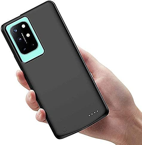 1+8T Battery Charger Case Lasting Power Boosting Portable Business 6800mAh Backup Battery Charger Case Compatible with OnePlus 8T