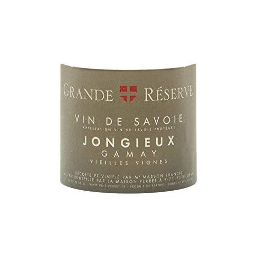 Vin-de-Savoie-Grande-Rserve-Gamay-cru-Jongieux-Vieilles-Vignes-Rouge-2017-Maison-Perret-Vin-AOC-Rouge-de-Savoie-Bugey-Cpage-Gamay-Lot-de-6x75cl