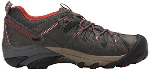 Keen Targhee Ii Mid - Zapatillas de senderismo Hombre Marrón (MAGNET/brindle)