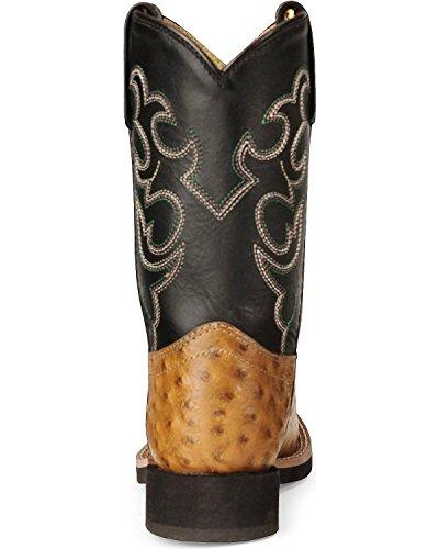 Smoky Mountain Gutter Shawnee Cowboy Boot Rund Tå - 3221c Cognac