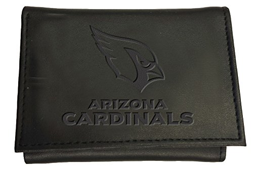 Team Sports America Arizona Cardinals Tri-Fold Wallet
