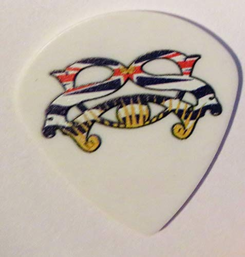 (2018 Josh Rand Stone Sour British Columbia Canada Flag Custom Guitar Pick)