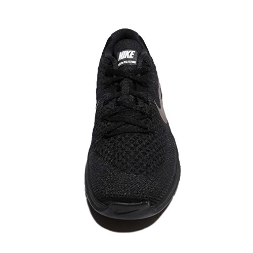 Nike Herren Metcon DSX Flyknit Trainingsschuh Deep Royal Blue / White-Racer Blau 10.5 D (M) US Schwarz Schwarz