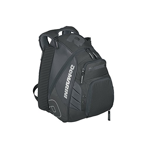 DeMarini WTD9105CH Voodoo Rebirth Backpack, Charcoal ()