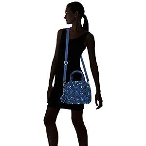 Kipling School Bag Miyo Blue (Camou Pr Blue) K15381B45