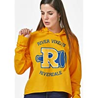 Blusão Feminino Riverdale Logo Vixens