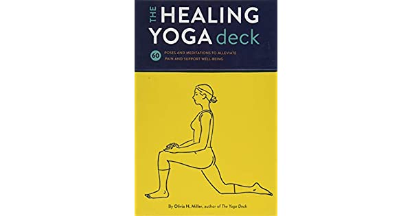 Amazon.com: The Healing Yoga Deck: 60 Poses and Meditations ...