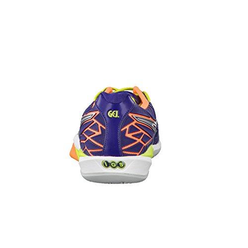 Gel Chaussures pour de Asics Fireblast Multicolore homme handball wFqpOO8