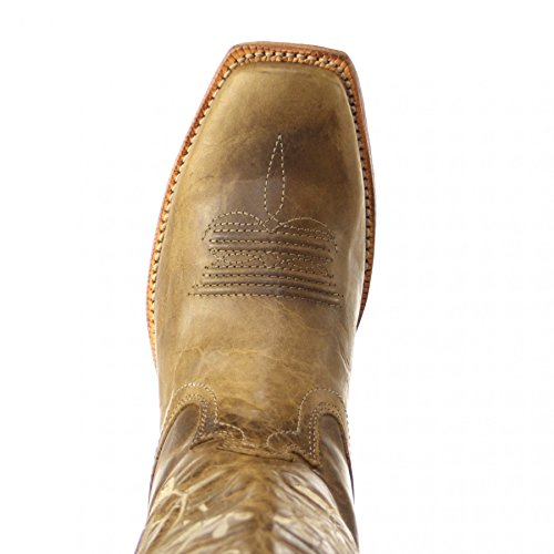 1758 Cowboy Boots Womens X Twisted Brown FUZqt