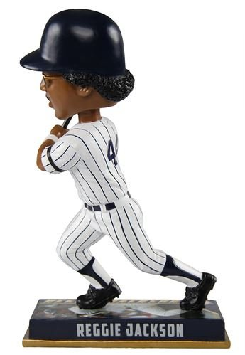 Forever Collectibles Reggie Jackson New York Yankees MLB Legends Series Bobblehead MLB