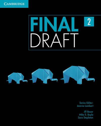 (Final Draft Level 2 Student's Book with Online Writing Pack)