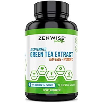 Amazon Com Green Tea Extract Supplement With Egcg