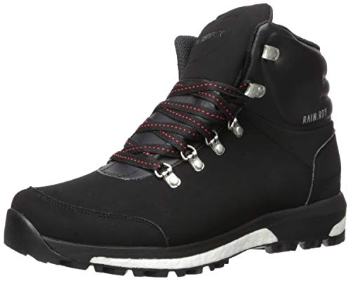 adidas Terrex Pathmaker CP Hiking Boot, Black/Scarlet/Black, 6 D US 1