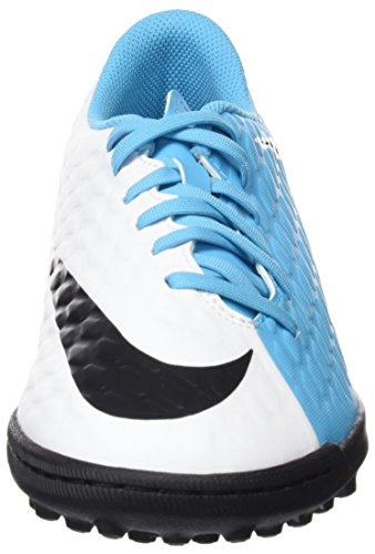 Tf Phade Hypervenomx Football photo Blue black Iii Nike chlorine white Blue Homme De Bleu Chaussures 5qTgtxdw