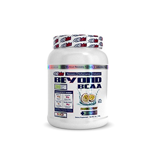 Best Bcaa Passions - EHP Labs Beyond BCAA Passionfruit (1lb)