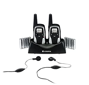 Audiovox GMRS6000 6-Mile 22-Channel FRS/GMRS Two-Way Radio (Pair)