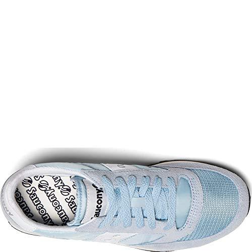 O white Sneaker Donna Saucony Vintage Jazz Blue UWv7wnqx5T