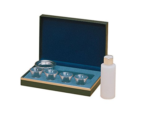 Polished Aluminum Past Set by US Gifts