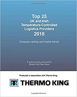 TOP 25 UK and Irish Temperature-Controlled Logistics