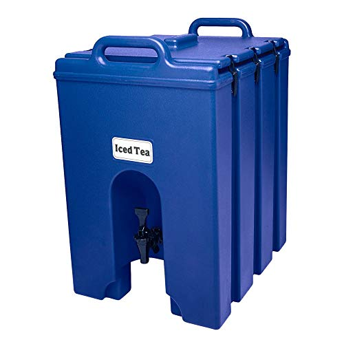 Cambro (1000LCD186) 10 gal Camtainer Beverage -