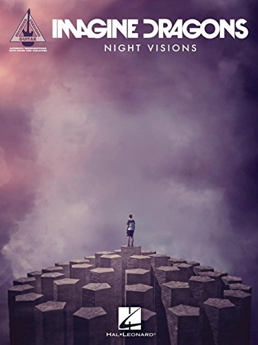 Hal Leonard Imagine Dragons - Night Visions Guitar Tab Songbook