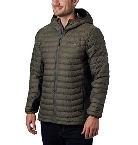 Columbia Men's Powder Pass Hooded Jacket