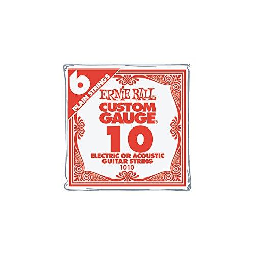 ernie-ball-nickel-plain-single-guitar-string-010-6-pack
