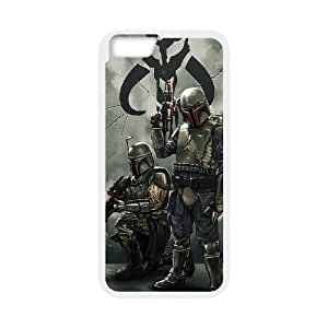 "HXYHTY Cover Shell Phone Case Star War For iPhone 6 Plus (5.5"")"