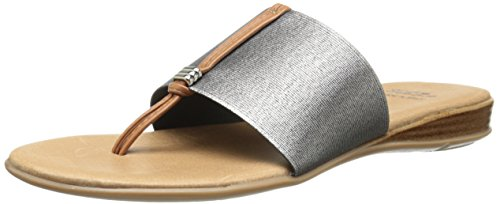 Andre Assous Women Nice-a Sandal Pewter
