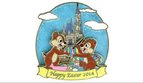 Price comparison product image Disney Trading Pins - Limited Edition - Easter 2014 - Chip and Dale