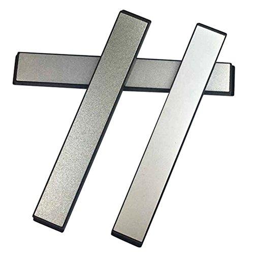 Zehui Knife Sharpener Kitchen Knife Angle Cutter Sharpener Water Honing Stone Corundum Whetstone Set 3 PCS 240/600/1000#