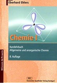 Chemie I - Kurzlehrbuch: Allgemeine und anorganische Chemie: Amazon ...