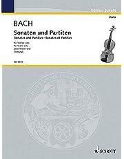 Sonatas and Partitas: for Solo Violin